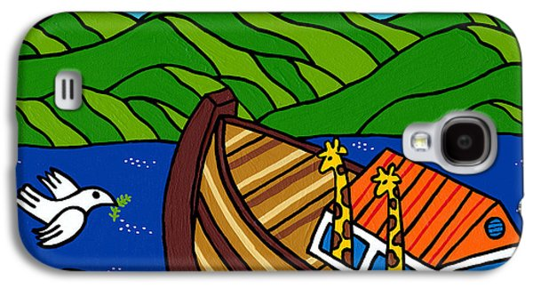 Noah's Ark Galaxy S4 Case by Mike Segal