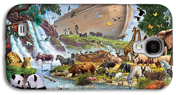 Noahs Ark - The Homecoming Galaxy S4 Case by Steve Crisp