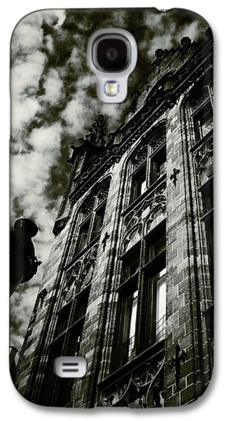 Dreamscape Galaxy S4 Cases - Noir Moment In Brugges Galaxy S4 Case by Connie Handscomb