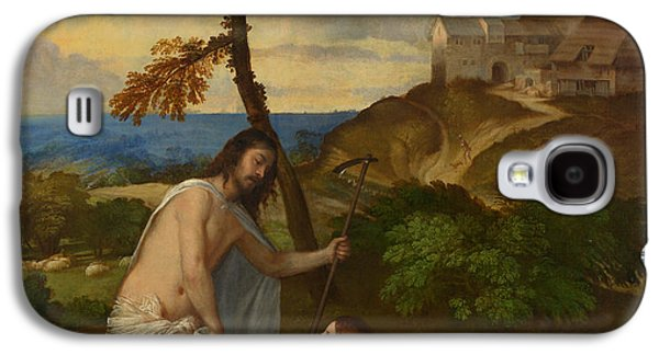 Noli Me Tangere Galaxy S4 Case by Titian