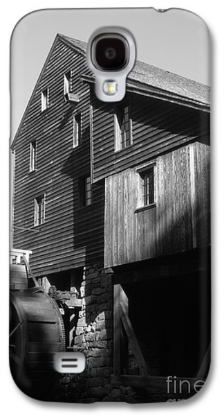 Old Feed Mills Galaxy S4 Cases - North Carolina mill Galaxy S4 Case by Dwight Cook