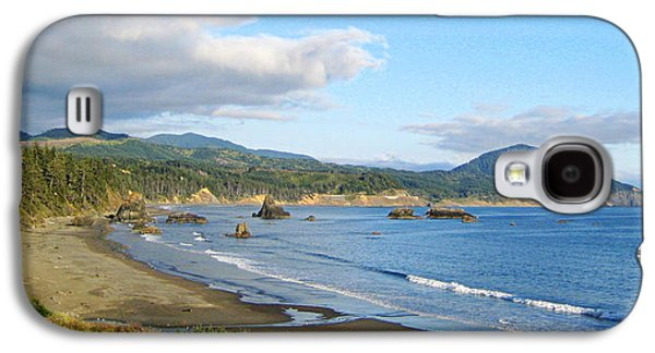 Humbug Galaxy S4 Cases - North Coast Galaxy S4 Case by AJ  Schibig