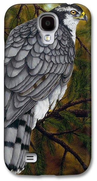 Northern Goshawk Galaxy S4 Case by Rick Bainbridge
