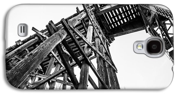 Tuscaloosa Galaxy S4 Cases - Northport Trestle Galaxy S4 Case by Parker Cunningham