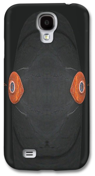 Puppy Digital Galaxy S4 Cases - Not All Pets Are Puppies Galaxy S4 Case by Wendy J St Christopher
