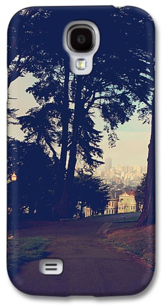 Downtown San Francisco Galaxy S4 Cases - Not So Far  Galaxy S4 Case by Laurie Search