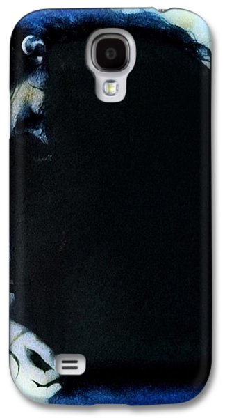 Inward Galaxy S4 Cases - Not yet Galaxy S4 Case by Gun Legler