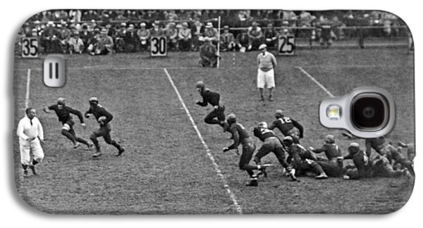 Notre Dame Versus Army Game Galaxy S4 Case by Underwood Archives
