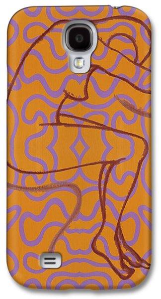 Ipad Design Galaxy S4 Cases - Nude 13 Galaxy S4 Case by Patrick J Murphy