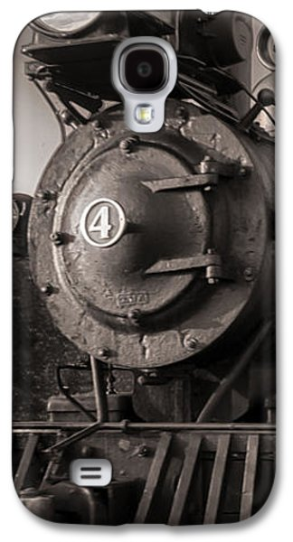 Original Photographs Galaxy S4 Cases - Number 4 Narrow Gauge Railroad Galaxy S4 Case by Bob Orsillo