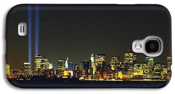 Recent Galaxy S4 Cases - Nyc, New York City, New York State, Usa Galaxy S4 Case by Panoramic Images