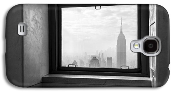Nyc Room With A View Galaxy S4 Case by Nina Papiorek