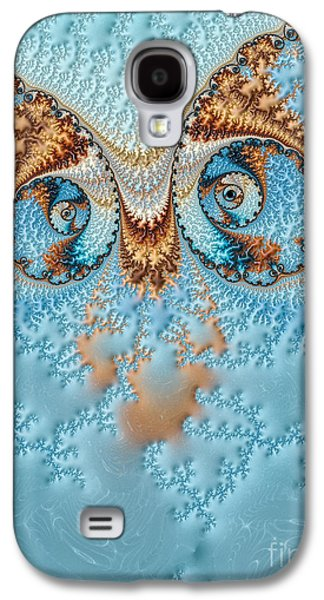 Abstract Forms Galaxy S4 Cases - Ocean And Earth Galaxy S4 Case by Heidi Smith