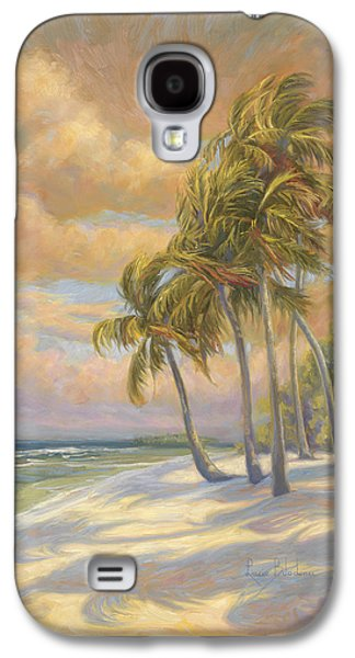 Cape Cod Galaxy S4 Cases - Ocean Breeze Galaxy S4 Case by Lucie Bilodeau