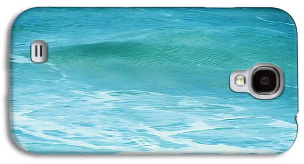 Contemplative Photographs Galaxy S4 Cases - Ocean Lullaby Galaxy S4 Case by Roselynne Broussard
