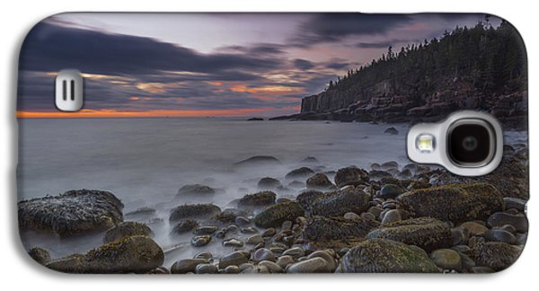 Maine Roads Galaxy S4 Cases - October Morning Galaxy S4 Case by Marco Crupi