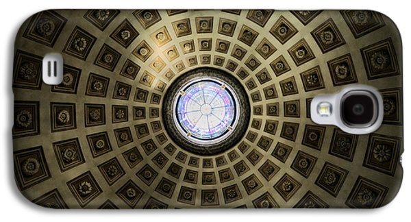 Ancient Galaxy S4 Cases - Oculus at the Baths of Diocleian Galaxy S4 Case by Joan Carroll