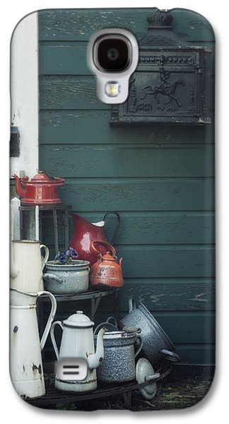 Mail Box Galaxy S4 Cases - Odds And Ends Galaxy S4 Case by Joana Kruse