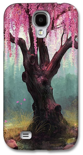 Ode To Spring Galaxy S4 Case by Steve Goad