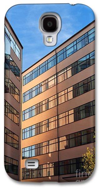 Enterprise Galaxy S4 Cases - Office Building malmo Galaxy S4 Case by Antony McAulay