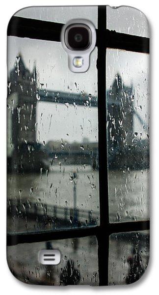 Ancient Galaxy S4 Cases - Oh So London Galaxy S4 Case by Georgia Mizuleva