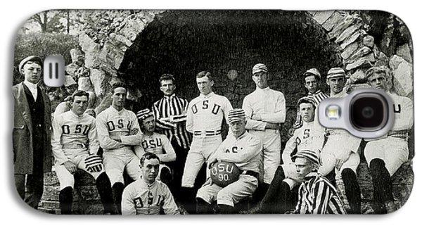 Ohio State Football Circa 1890 Galaxy S4 Case by Jon Neidert