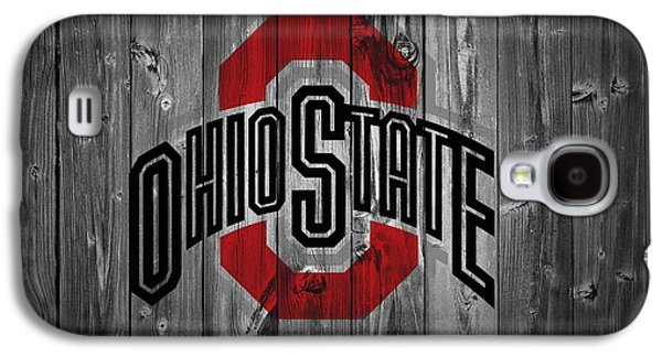 Ohio State University Galaxy S4 Case by Dan Sproul