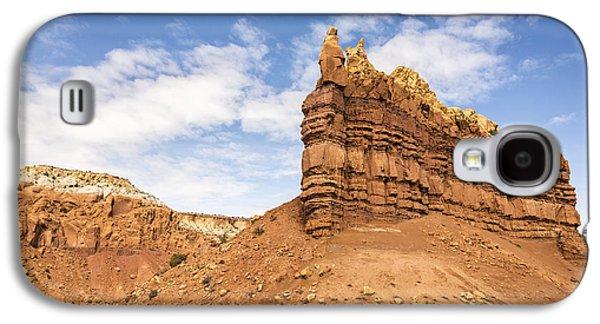 Landmarks Photographs Galaxy S4 Cases - Ojitos De Los Gatos - New Mexico Galaxy S4 Case by Brian Harig