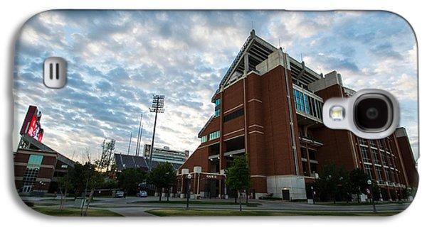 Oklahoma Memorial Stadium Galaxy S4 Case by Nathan Hillis