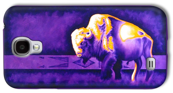 Ol' Bull Galaxy S4 Case by Robert Martinez