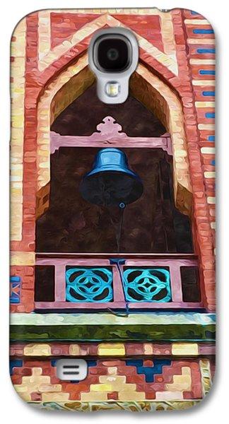 Church Pillars Paintings Galaxy S4 Cases - Olana 9 Galaxy S4 Case by Lanjee Chee