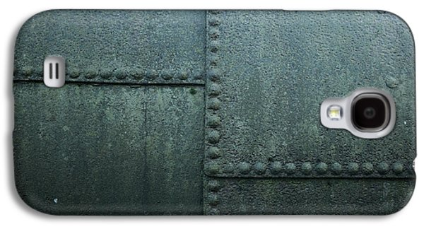 Industrial Pastels Galaxy S4 Cases - Old Boiler Galaxy S4 Case by Russ Dixon