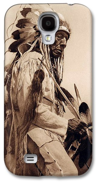 Old Western Photos Galaxy S4 Cases - Old Cheyenne Galaxy S4 Case by Studio Photo
