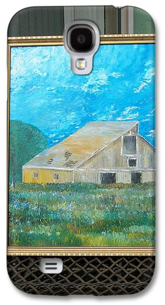 Nature Scene Reliefs Galaxy S4 Cases - Old Country Galaxy S4 Case by Roy Penny