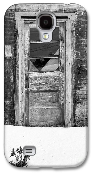 Old Door Galaxy S4 Cases - Old Door Winchester NH Galaxy S4 Case by Edward Fielding