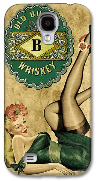 Old Dublin Whiskey Galaxy S4 Case by Cinema Photography