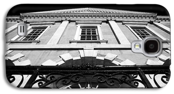 Old Exchange Building Galaxy S4 Case by John Rizzuto