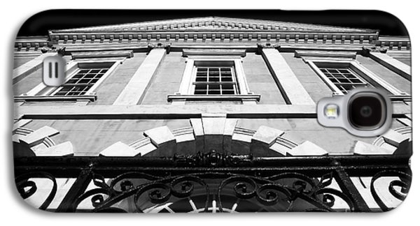 Fantasy Photographs Galaxy S4 Cases - Old Exchange Building Galaxy S4 Case by John Rizzuto