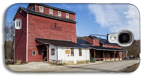 Old Feed Mills Galaxy S4 Cases - Old Feed Mill Galaxy S4 Case by John Radosevich