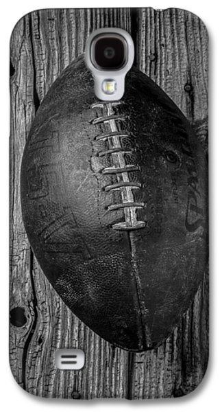 Old Football Galaxy S4 Case by Garry Gay