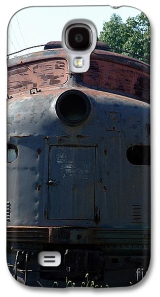 Transportation Photographs Galaxy S4 Cases - Old Forgotten Soldier Galaxy S4 Case by Jonathan Hatfield