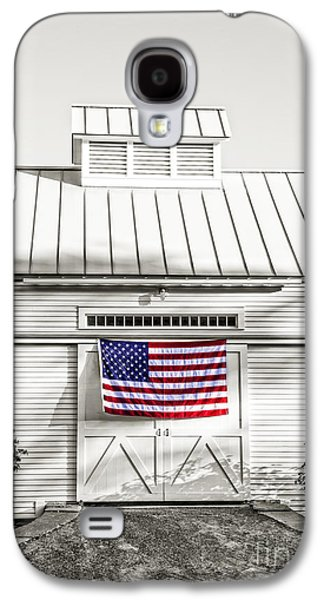 Fourth Of July Galaxy S4 Cases - Old Glory Circa 1776 Galaxy S4 Case by Edward Fielding