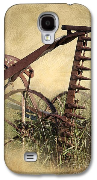Machinery Galaxy S4 Cases - Old Harrow Galaxy S4 Case by Heiko Koehrer-Wagner
