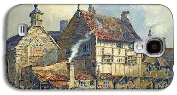 Old Houses And St Olaves Church Galaxy S4 Case by George Shepherd