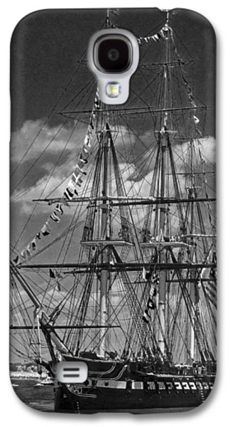 4th July Galaxy S4 Cases - Old Ironsides 1013 Galaxy S4 Case by Jeff Stallard