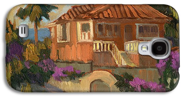 Old Mansion Costa Del Sol Galaxy S4 Case by Diane McClary