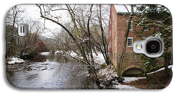 Old Mills Galaxy S4 Cases - Old Mill on Yellow Breeches Creek in Mechanicsville Pa Galaxy S4 Case by Bill Cannon