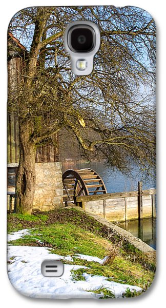Old Mill Scenes Photographs Galaxy S4 Cases - Old Mill Galaxy S4 Case by Sinisa Botas