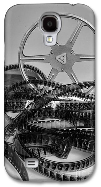 Big Screen Galaxy S4 Cases - Old Movies Galaxy S4 Case by Paul Ward