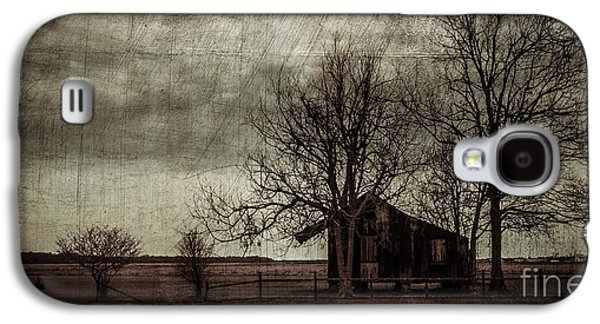 Slaves Digital Galaxy S4 Cases - Old Plantation Galaxy S4 Case by Perry Webster